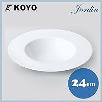 コーヨー ジャルディン ディープスープボール6枚セット 24cm (800024-6P) 日本製