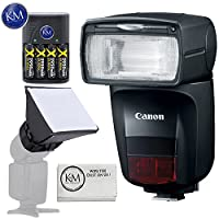 Canonスピードライト470ex-aiフラッシュ+ Essential K & Mアクセサリーバンドル