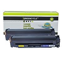 Greencycle高Yield互換トナーカートリッジ交換cf410X 410X Color LaserJet Pro MFP m477fdn m477fdw m477fnwレーザープリンター(2ブラック)