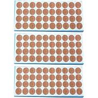 ユニコ(UNICO) エンピシン(円皮鍼) B40 40個入り 鍼の太さ0.22×長さ2.1×直径2.6mm 3個セット