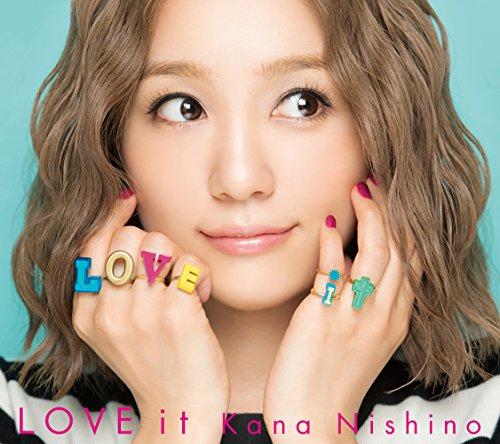 LOVE it(初回生産限定盤)(DVD付)...