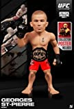 Round 5, UFC Ultimate Collector Series 11 Figure, Georges St. Pierre (Championship Edition w/belt) by Round 5 MMA [並行輸入品]