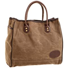 Frostriver Standard Lake Michigan Tote Small 854: Field Tan Wax