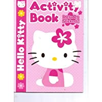 Hello Kitty Activity Book (Includes Stickers)
