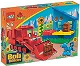 レゴ (LEGO) デュプロ  ボブとはたらくブーブーズ マックとピルチャード 3596