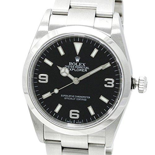 [ロレックス]ROLEX 腕時計 エクスプローラーI自動巻き 114270 メンズ 中古