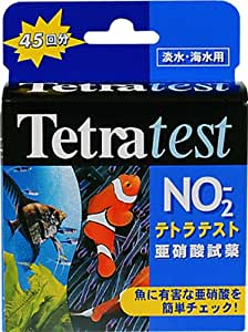 テトラ (Tetra) テスト 亜硝酸試薬NO2