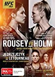 UFC 193 - Rousey vs Holm by Ronda Rousey