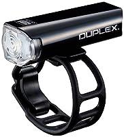 キャットアイ(CAT EYE) 自転車用ヘルメットライト DUPLEX SL-LD400 ヘッドライト&テールライト 一体型