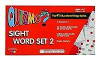 Learning Advantage 8213 QUIZMO Sight Word Card [並行輸入品]