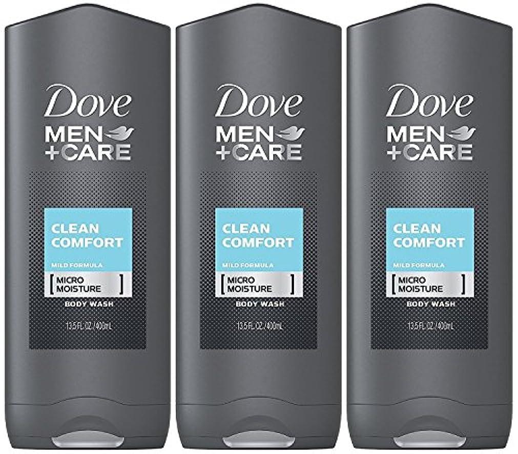 感じるコンテンツ休暇Dove Men Plus Care Body and Face Wash Clean Comfort , 13.5 Oz by Dove