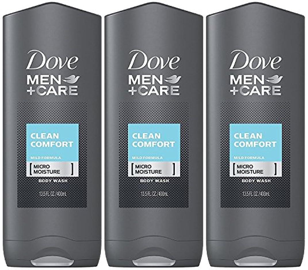 フォーク発動機統計Dove Men Plus Care Body and Face Wash Clean Comfort , 13.5 Oz by Dove