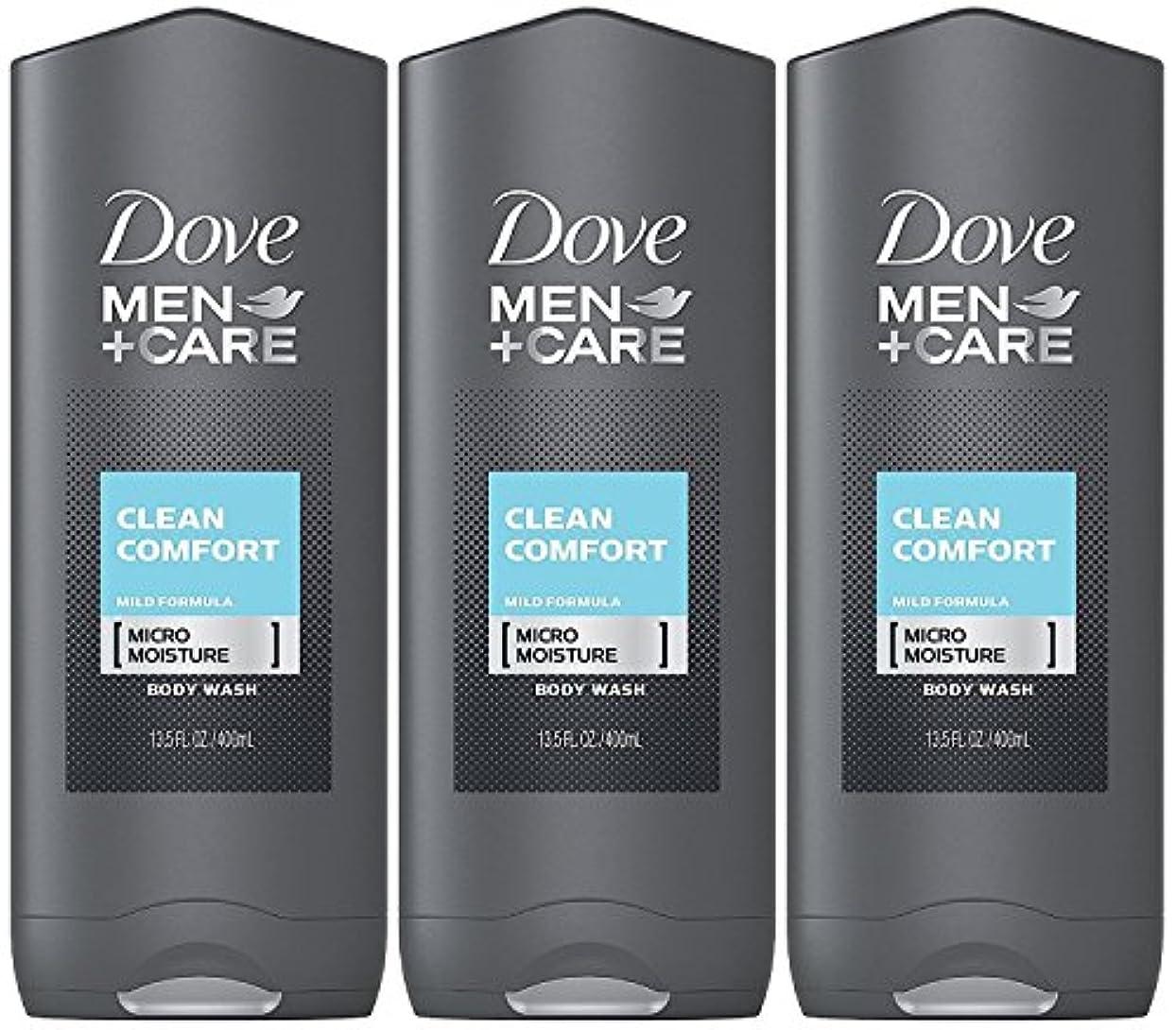 急性悲しみ叱るDove Men Plus Care Body and Face Wash Clean Comfort , 13.5 Oz by Dove