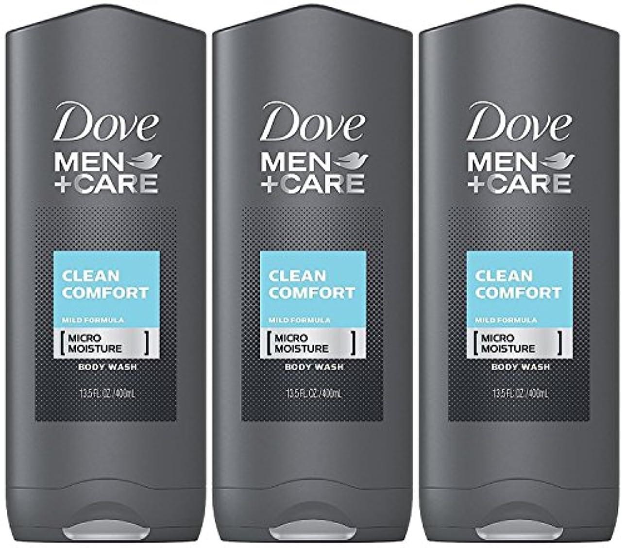診断する常習的嫌がるDove Men Plus Care Body and Face Wash Clean Comfort , 13.5 Oz by Dove