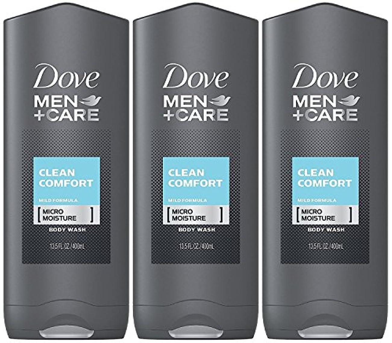 病ボンドロンドンDove Men Plus Care Body and Face Wash Clean Comfort , 13.5 Oz by Dove