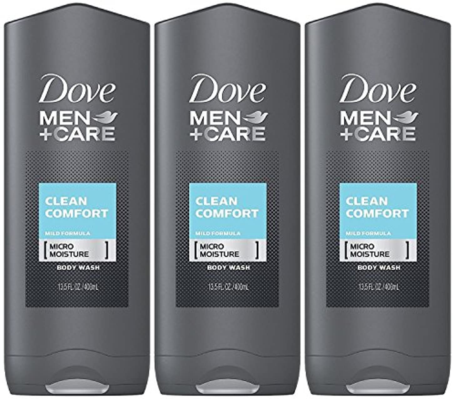楽しませるお世話になった大佐Dove Men Plus Care Body and Face Wash Clean Comfort , 13.5 Oz by Dove