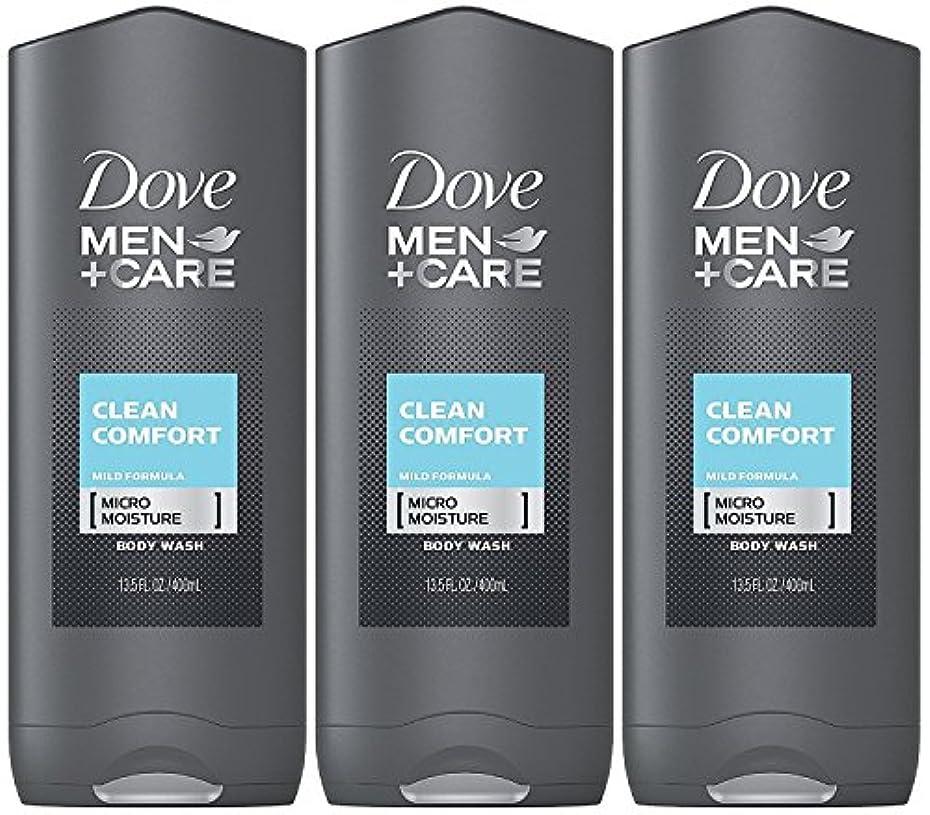 テロバーゲンサーカスDove Men Plus Care Body and Face Wash Clean Comfort , 13.5 Oz by Dove