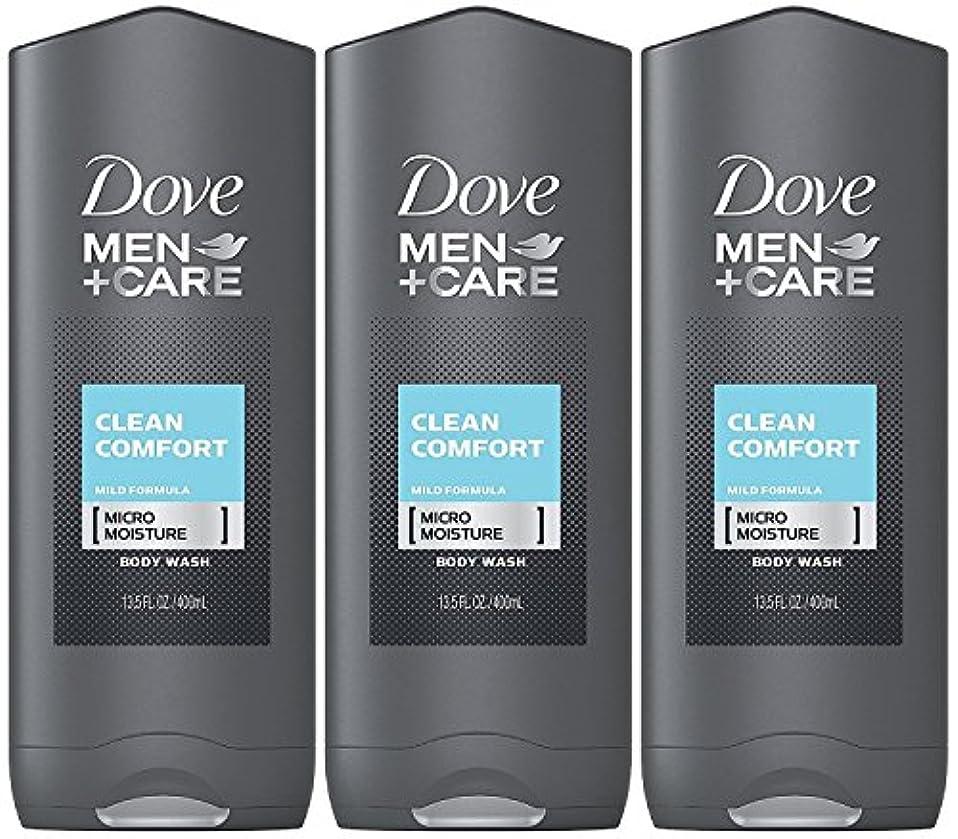 インストラクター医薬品市場Dove Men Plus Care Body and Face Wash Clean Comfort , 13.5 Oz by Dove