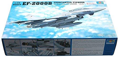 1/32 EF-2000B ユーロファイター タイフーン 複座型
