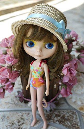 (ドーリア)Dollia ブライス 1/6ドール用 アウトフィット 水着 ビキニ セパレート セット 夏 ネオブライス ドール 人形 (トロピカル)
