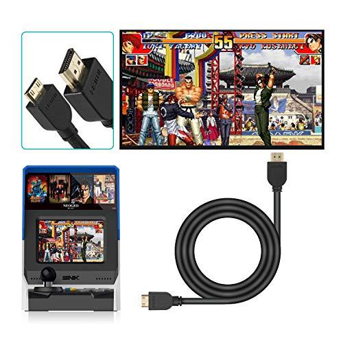 NEOGEO mini HDMI 変換 ケーブル -NesB...