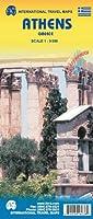 Athens ITM City Map (WP): 1:9,000 (International Travel Maps)