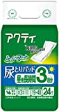 アクティ 尿とりパッド 昼用・長時間3回分吸収 24枚(テープタイプ用)