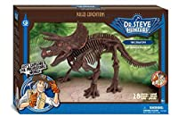 Geoworld Paleo Expeditions Triceratops Toy [並行輸入品]