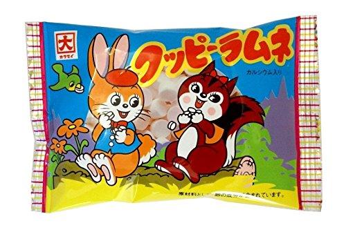 カクダイ製菓 クッピーラムネ 32g×15袋