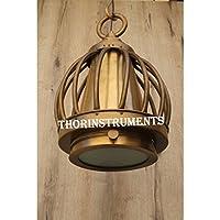 美しい真鍮航海ペンダントランプ吊り下げ天井ライトランプホームインテリア