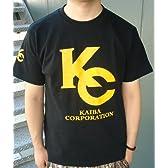 遊戯王デュエルモンスターズ 海馬コーポレーションTシャツ ブラック サイズ:XS