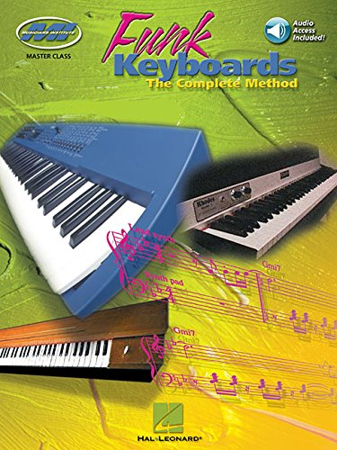 Funk Keyboards: The Complete M...