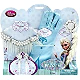 ディズニーフローズン限定 アナと雪の女王 プリンセスエルザのアクセサリーセット Disney Frozen EXCLUSIVE Costume Accessory Set Elsa  並行輸入品