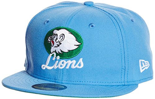 (ニューエラ)NEW ERA 5950 LIONS OLD LIONS LEO BLU N0009974 00 ブルー 7.1/2
