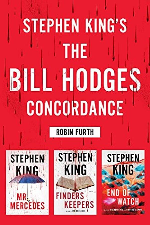 ワゴンあいさつさまようStephen King's The Bill Hodges Trilogy Concordance (English Edition)