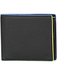 Paul Smith(ポール・スミス) 2つ折り財布 ATXD 5224 W878 79 ピーエスバイポールスミス ブラック 黒/マルチ [並行輸入品]