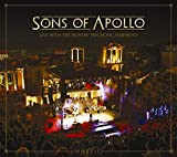 サンズ・オブ・アポロ<br />ライヴ・ウィズ・ザ・プロヴディフ・サイコティック・シンフォニー (完全生産限定盤) (3CD+DVD) (特典なし)