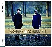 Brahms/Schumann: Transcription