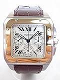 Cartier(カルティエ) 腕時計 サントス100 クロノグラフ W20091X7 新同品 中古