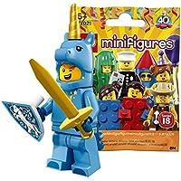 レゴ(LEGO) ミニフィギュアシリーズ 18 ユニコーンマン【未開封】| LEGO Collectable Minifigures Series 18 Unicorn Guy 【71021-17】