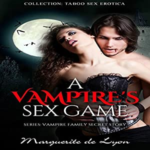 Vampire sex story
