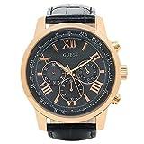 (ゲス) GUESS ゲス 時計 メンズ GUESS W0380G5 HORIZON メンズ腕時計 ウォッチ ブルー/ゴールド [並行輸入品]