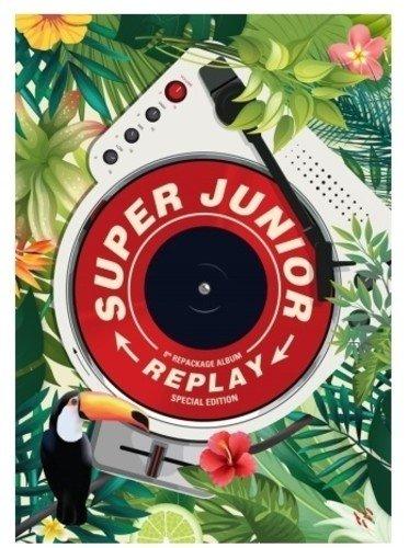 Super Junior 8集リパッケージ - REPLAY (スペシャル盤)