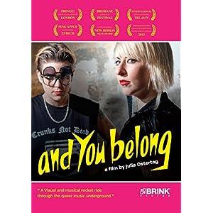 And You Belong [DVD]