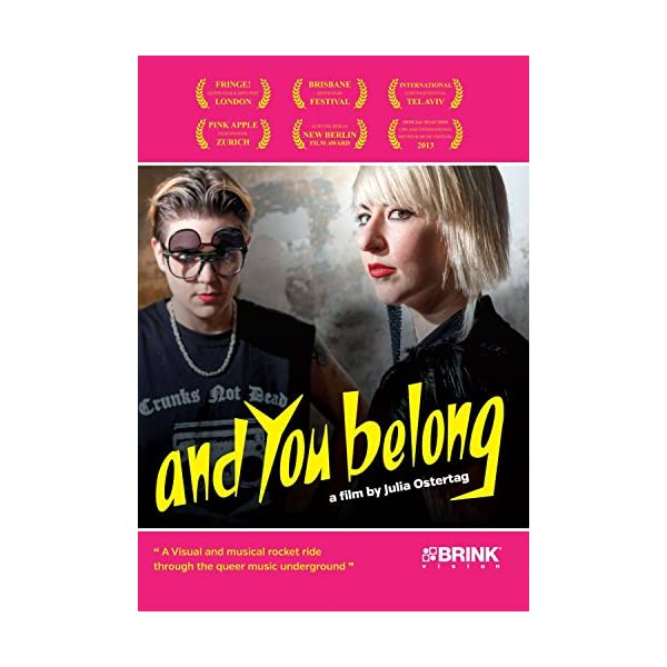 And You Belong [DVD]の商品画像