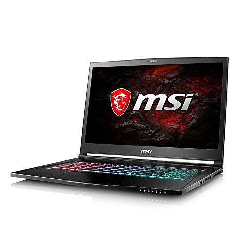 【Amazon.co.jp限定】PUBG日本代表推奨モデル MSIゲーミングノートPC GS73VR 7RG-208JP /Core i7/GTX 1070 /17.3/16GB/256GB+1TB