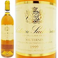 シャトー・スデュイロー 1999 750ml ソーテルヌ 貴腐ワイン 格付1級
