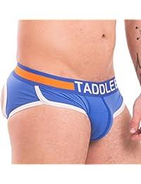 Taddlee UNDERWEAR メンズ US サイズ: Medium カラー: ブルー