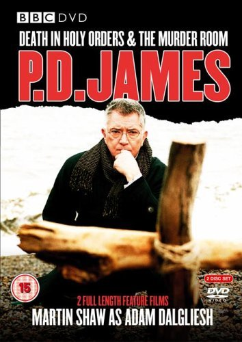 P.D.James - Death In Holy Orders / Murder Room [Import anglais]