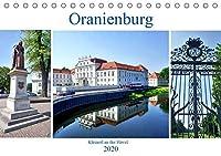 Oranienburg - Kleinod an der Havel (Tischkalender 2020 DIN A5 quer): Impressionen der brandenburgischen Stadt Oranienburg (Monatskalender, 14 Seiten )